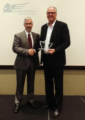 Terry Hay PRSM Award
